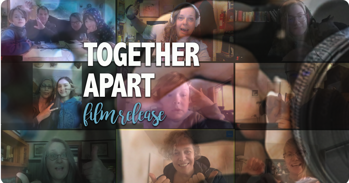 Together Apart poster