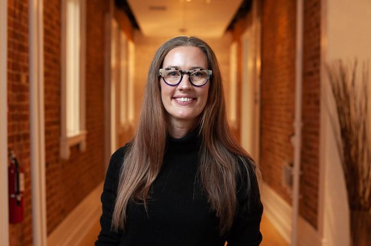 Portrait of Laura Butler